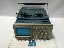 Tektronix 2465 300Mhz Oscilloscope 4-Channel W/ Leads