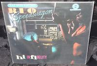 Reo Speedwagon Hi Infidelity Sealed Vinyl Record Lp Album USA 1980 CBS HE 46844