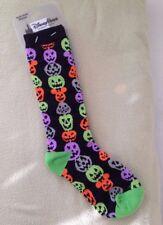 NEW Disney Parks Halloween Youth Socks Mickey Mouse Pumpkinhead Youth Medium