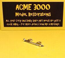 Spot On Tri-ang 267 MG 1100 Reproduction Repro Chrome Plastic Rear Bumper