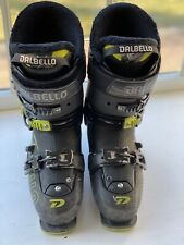 New listing Men's Freestyle Dalbello Il Moro Mx 110 Ski Boots size 26.5 or mens 8.5