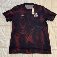 NWT ADIDAS FC Bayern Munich Authentic Training Jersey Men's XL (still In Bag)