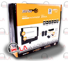 METRA 99-7620B SINGLE/DOUBLE DASH INSTALL KIT FOR 08-13 NISSAN ARMADA/PATHFINDER