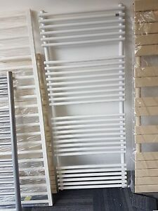Zehnder Artea Towel Warmer 1500MM TALL X 600MM Wide White 25% off RRP