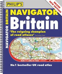 PHILIPS NAVIGATOR BRITAIN
