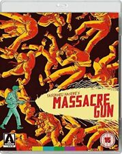 Massacre Gun [Blu-ray]