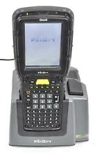 Psion Teklogix Omnii Xt10 Handheld Bar Code Scanner 7545 Xv With St4003 Dock