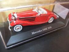 Mercedes 540K  -1936- 1:43 Modellauto / Die-cast OVP#761