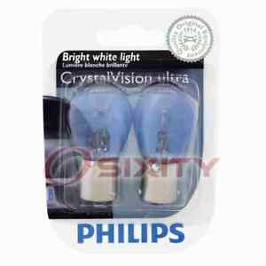 Philips Center High Mount Stop Light Bulb for Renault Encore 1986 Electrical lx