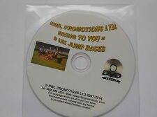 9 RACE NIGHT FILMS ON 1 DVD SET E =9 UK JUMP RACES ONLY- GREAT RACES
