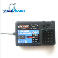 HSP 28464B (HSP-2.4GHz) 3 channel receiver for HSP Wind Hobby Himoto toy sports