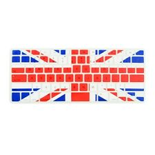 """British Flag Keyboard Cover for Macbook Pro 13"""" 15"""" 17"""""""