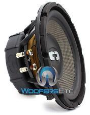 "CDT AUDIO HD-800CF 8"" CARBON FIBER CAST ALLOY AUDIOPHILE SUBWOOFER SPEAKER NEW"
