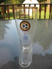 DEUTSCHE FUSSBALL NATIONAL SPIELER WELTMEISTERSCHAFT TEAM SIGNATURE GLASS SOCCER