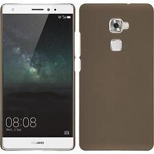 Custodia Rigida Huawei Mate S - gommata oro + pellicola protettiva
