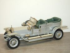1907 Rolls Royce The Silver Ghost - Franklin Mint 1:24 *34074