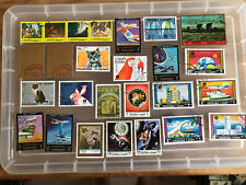 Trucial States stamps unchecked