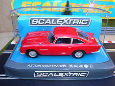 BRAND NEW BOXED SCALEXTRIC ASTON MARTIN DB5 - REF C3722 WITH WORKING LIGHTS