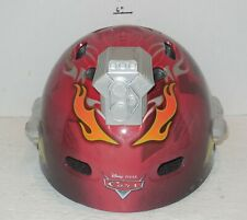 Disney Pixar CARS 3D rev it up M226C Bicycle Helmet Youth Size Small 51-54 cm