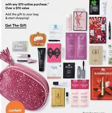 Ulta 23piece 2019 Beauty Bag in Pink(original samples)