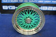 XXR 536 WASABI GREEN SERIES WHEEL 17X9 5X114 +25 OFFSET 2/3 #4302