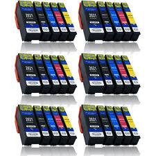 30 Farb-Patronen Set für Epson Expression Premium XP-800 XP-810 XP-820