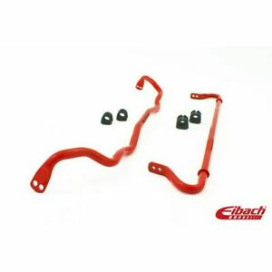 Eibach E40-35-023-02-11 Front & Rear Anti Roll Sway Bar Kit For Ford Focus NEW