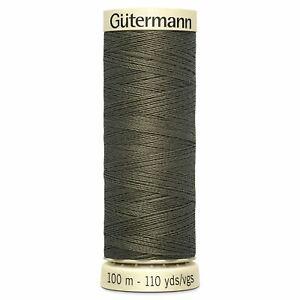 Gutermann 100m Sew-all Thread - 676