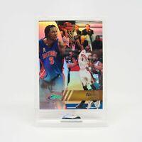 2002 E-topps #7 Ben Wallace - Detroit Pistons - Basketball Card