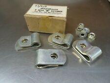 VINTAGE STADIUM NO 222 WINDSCREEN FITTINGS.BSA NORTON ARIEL MATCHLESS SIDECAR?