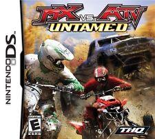 Mx Vs. Atv Untamed - Nintendo DS Game Complete
