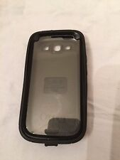 LOT of 4 Samsung Galaxy S3 III  Cover Case Otterbox Translucent Blk