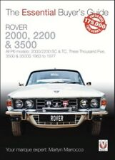 Rover 2000 2200 3500 All P6 SC TC Three Thousand Five  1963 to 1976 book