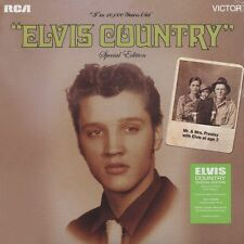 Elvis Presley ELVIS COUNTRY FTD 2 LP Ltd Ed 180g Vinyl NEW & SEALED - DELETED