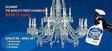 NEW Sparkle Plenty Chandelier Crystal Cleaner 32oz Trigger Spray FREE SHIPPING