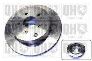 2x Brake Discs Pair Vented fits NISSAN MURANO Z50 3.5 Rear 03 to 08 VQ35DE 308mm