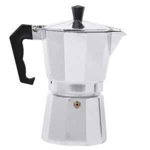 Espressokocher Espressobereiter für 6 , 9 ,12 Tassen Espresso Espressomaschine