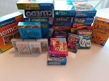 Gesellschaftsspiele - Mitbringspiele - Minispiele - Kartenspiele - Kinderspiele