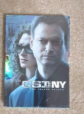 CSI: New York - The Complete Fourth Season DVD NEW SEALED