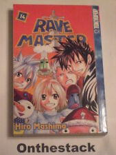 MANGA:   Rave Master Vol. 14 by Hiro Mashima (2005, Paperback) In new condition!