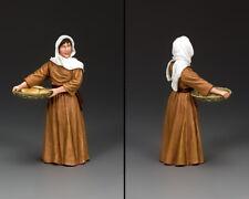 KING AND COUNTRY Life of Jesus - Woman Carrying Bread LOJ48 LOJ048