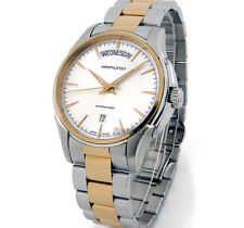 HAMILTON SWISS AUTOMATIC JAZZMASTER SAPPHIRE DAY-DATE TWO-TONE 41mm H32595151