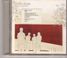 (GA750) Thirteen Senses, The Invitation - 2004 DJ CD