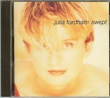 Julia Fordham - Swept (CD, Oct-1991, Virgin) - USED