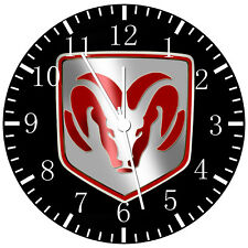 Dodge Frameless Borderless Wall Clock Nice For Gifts or Decor W443