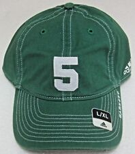 NBA Boston Celtics Garnett Green Slouch Fitted Hat By adidas, Size L/XL