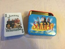 Seinfeld Playing Cards New