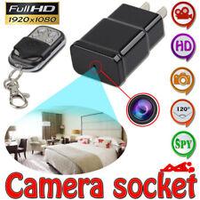 New charge plug Camera HD1080P surveillance DVR Video Recording motion Camera