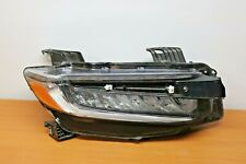2017 2018 2019 2020 Honda Clarity Right Passenger OEM full LED Headlight