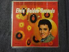 ELVIS PRESLEY ELVIS' GOLDEN RECORDS VINYL LP MONO LPM1707RE 1962 HOUND DOG